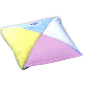 Multi-Fabric Sensory Pillow